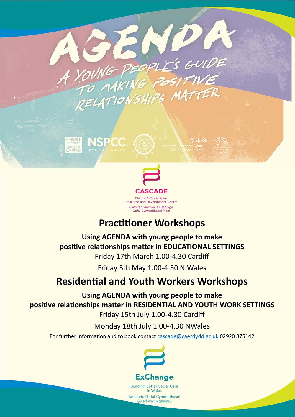 agenda workshop flyers 1